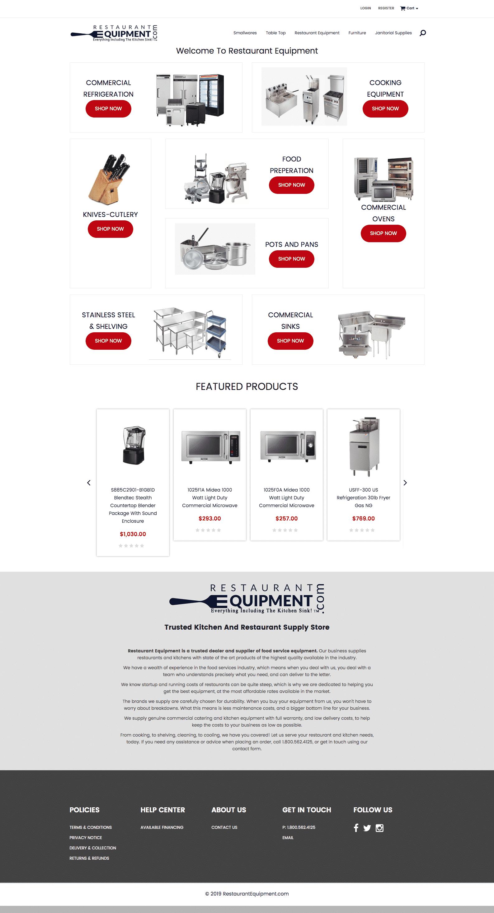 restaurantequipmentexamplepage
